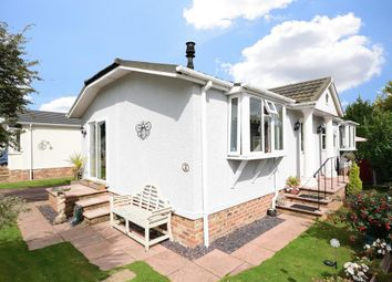 Thumbnail 2 bed mobile/park home for sale in Roecliffe, York