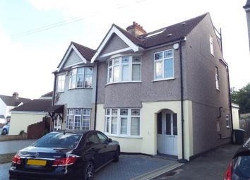 Thumbnail 4 bed semi-detached house for sale in Minster Way, Hornchurch