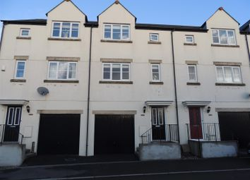 Thumbnail 4 bed terraced house for sale in Hammer Drive, St Austell, St. Austell