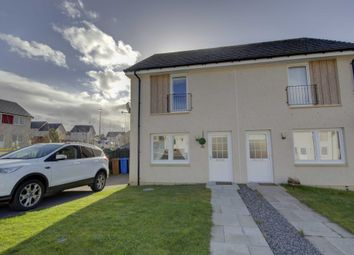 Thumbnail 2 bed semi-detached house for sale in Spey Avenue, Inverness