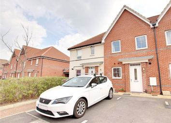 Thumbnail 2 bed terraced house for sale in Puttick Drive, Worthing