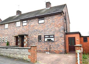 Thumbnail 3 bedroom semi-detached house for sale in Lionel Grove, Harpfields, Stoke-On-Trent