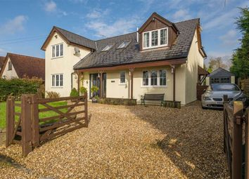 Thumbnail 4 bed detached house for sale in Wern Lane, Glascoed, Monmouthshire
