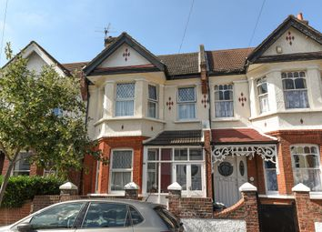 Thumbnail 3 bed terraced house for sale in Penwortham Road, London