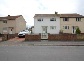 Thumbnail 3 bed semi-detached house for sale in Dunlop Terrace, Ayr