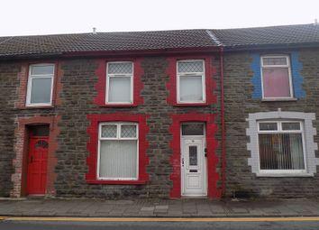 Thumbnail 2 bed property for sale in Ynyswen Road, Treorchy, Rhondda, Cynon, Taff.