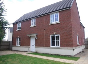 Thumbnail 4 bed detached house to rent in The Bramblings, Melksham