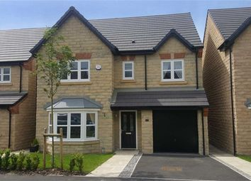 Thumbnail 4 bed detached house for sale in Henry Place, Montgomery Gardens, Clitheroe, Lancashire