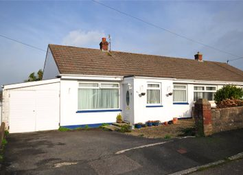Thumbnail 2 bed semi-detached bungalow for sale in Chanters Hill, Barnstaple, Devon