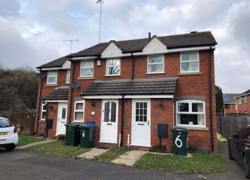 Thumbnail 2 bed terraced house to rent in Cumbria Close, Spon End, Coventry
