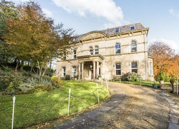 Thumbnail 2 bed flat for sale in Luddenden, Halifax
