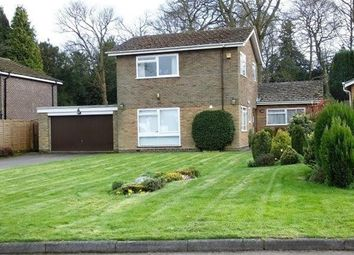 Thumbnail 3 bedroom detached house to rent in The Spinney, Little Aston, Sutton Coldfield