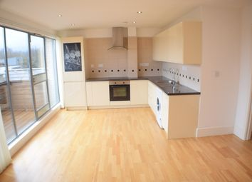 Thumbnail 1 bed flat to rent in Ellingford Road, Hackney