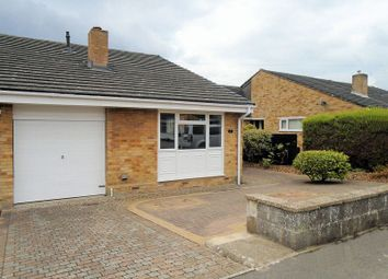 Thumbnail 3 bed semi-detached bungalow for sale in Poplar Drive, Fareham