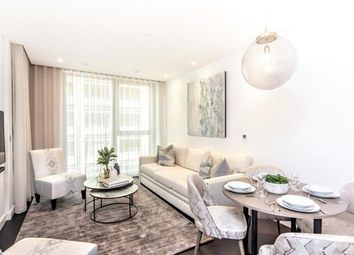 Thumbnail 2 bed flat to rent in Thornes House Charles Clowe Walk, Nine Elms