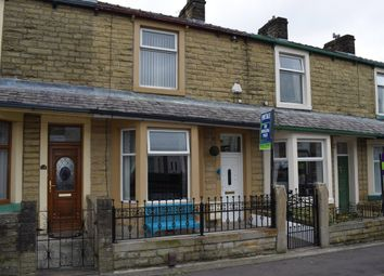 Thumbnail 3 bed terraced house for sale in Hapton Road, Padiham, Burnley
