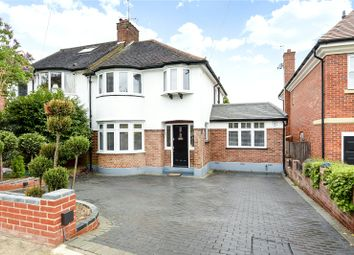 Thumbnail 4 bed semi-detached house for sale in Glenwood Road, London