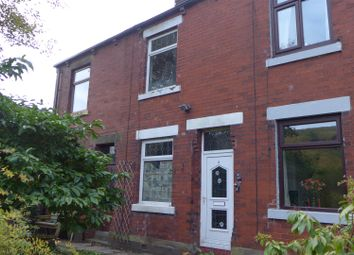 Thumbnail 2 bed terraced house for sale in Cliffe Street, Summit, Littleborough