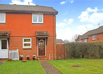 Thumbnail 2 bed end terrace house for sale in St. Peters Gardens, Wrecclesham, Farnham, Surrey