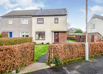 Thumbnail 2 bed semi-detached house for sale in Moorhill Road, Newton Mearns, Glasgow