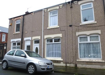 Thumbnail 1 bed terraced house for sale in Harrow Street, Hartlepool