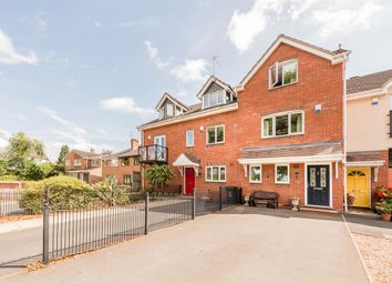 Thumbnail 4 bed town house for sale in The Green, Stourbridge