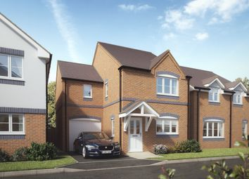 Thumbnail 4 bed detached house for sale in Whitacre Gardens, Station Road, Nether Whitacre