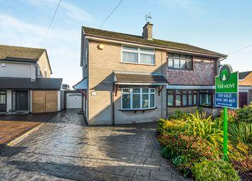 Thumbnail 3 bed semi-detached house for sale in Forrest Avenue, Essington, Wolverhampton