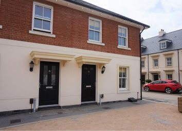 Thumbnail 2 bed end terrace house for sale in Pegasus Place, Plymouth