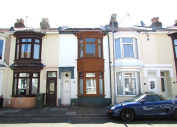 Thumbnail 2 bed terraced house for sale in Power Road, Fratton, Portsmouth
