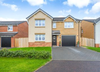 Thumbnail 4 bed detached house for sale in Mossbeath Crescent, Uddingston