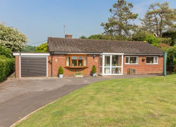 Thumbnail 3 bed detached bungalow for sale in Biddesden Lane, Andover