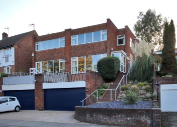 Thumbnail 4 bed semi-detached house for sale in Parrock Road, Gravesend, Kent