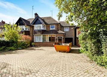 Thumbnail 5 bed semi-detached house for sale in Farley Road, Selsdon, South Croydon, Surrey