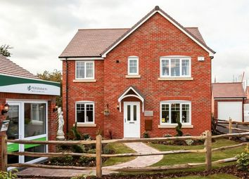 "Thumbnail 5 bed detached house for sale in ""The Corfe"" at Station Road, Long Marston, Stratford-Upon-Avon"