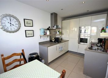 Thumbnail 4 bed town house for sale in Homington Avenue, Coate, Swindon
