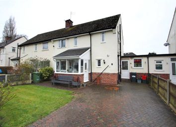 Thumbnail 3 bed semi-detached house for sale in Beech Grove, Weaverham, Northwich