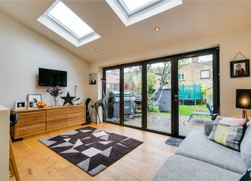 Thumbnail 4 bed terraced house to rent in Swaffield Road, London