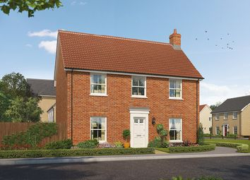 Thumbnail 3 bed detached house for sale in Robinson Road, Brightlingsea