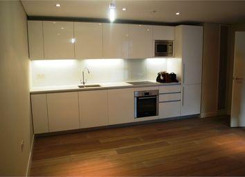 Thumbnail 2 bedroom flat to rent in Waterline, 4 Merchant Square East, Edgware, London, UK