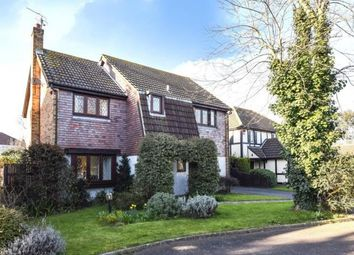 Thumbnail 4 bedroom detached house for sale in Admirals Close, Hurstwood Avenue, South Woodford, London