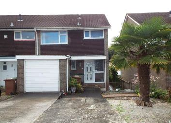Thumbnail 3 bed semi-detached house for sale in Goosewell, Devon