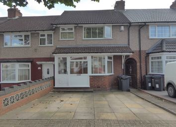 Thumbnail 3 bed terraced house for sale in Sir Hiltons Road, West Heath, Birmingham