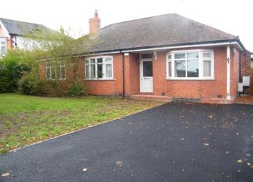 Thumbnail 4 bed bungalow for sale in Chester Road, Winsford, Cheshire