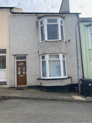 Thumbnail 2 bed terraced house for sale in Gilbert Street, Caergybi, Ynys Mon