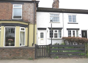 Thumbnail 1 bed terraced house for sale in Runcorn Road, Barnton, Northwich