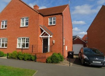 3 bed semi-detached house to rent in Duston, Northampton NN5