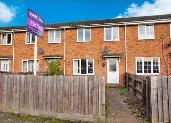 Thumbnail 3 bedroom terraced house for sale in Byron Walk, Thetford