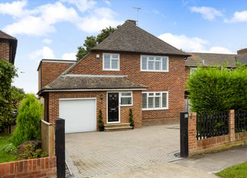 Thumbnail 4 bed detached house to rent in Corunna Drive, Horsham