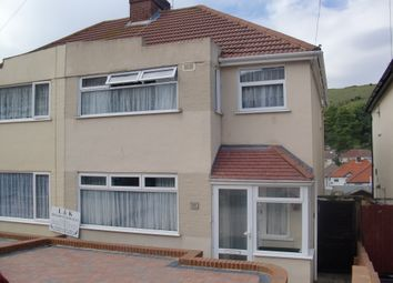 Thumbnail 3 bed semi-detached house to rent in Markland Road, Dover